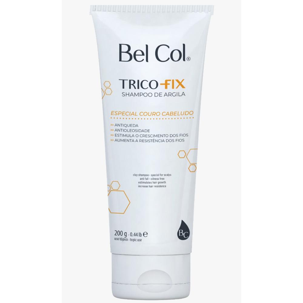 Bel Col Trico-fix Shampoo De Argila 200g