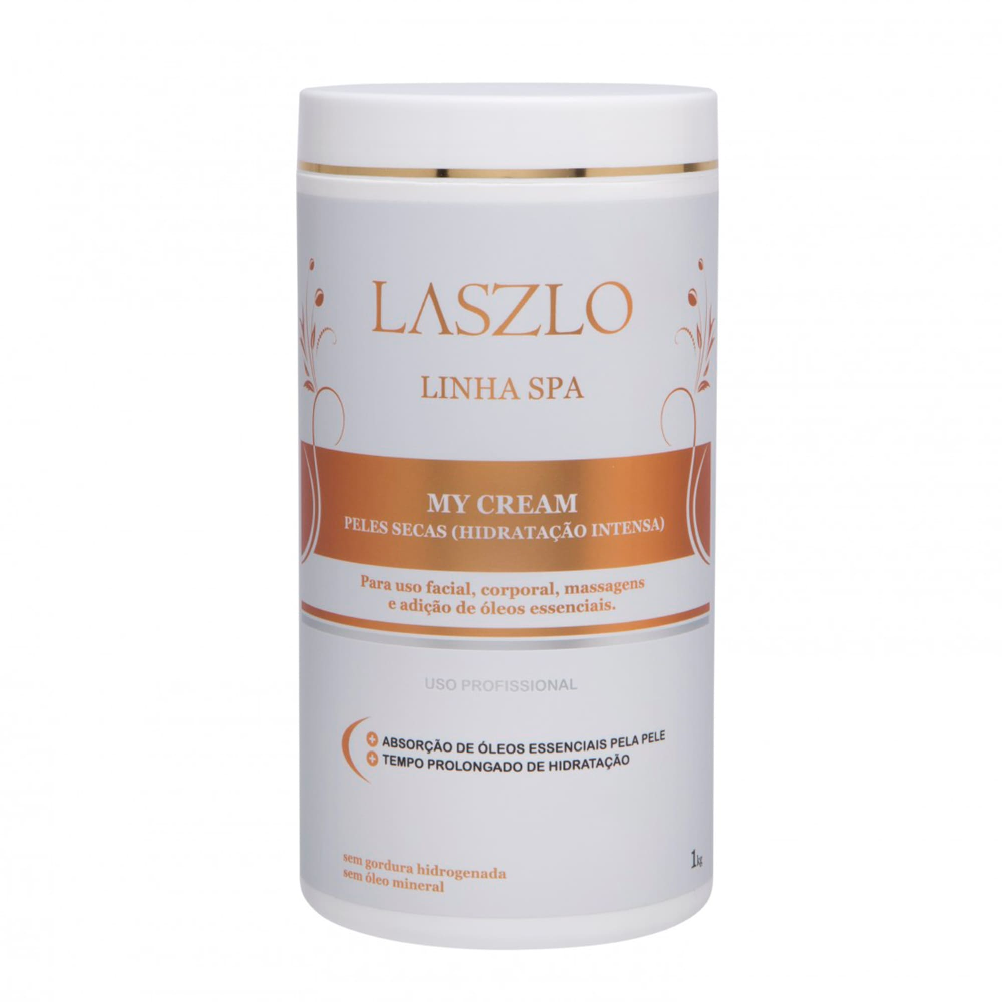 Creme Base My cream (Peles Secas) 1kg - Laszlo
