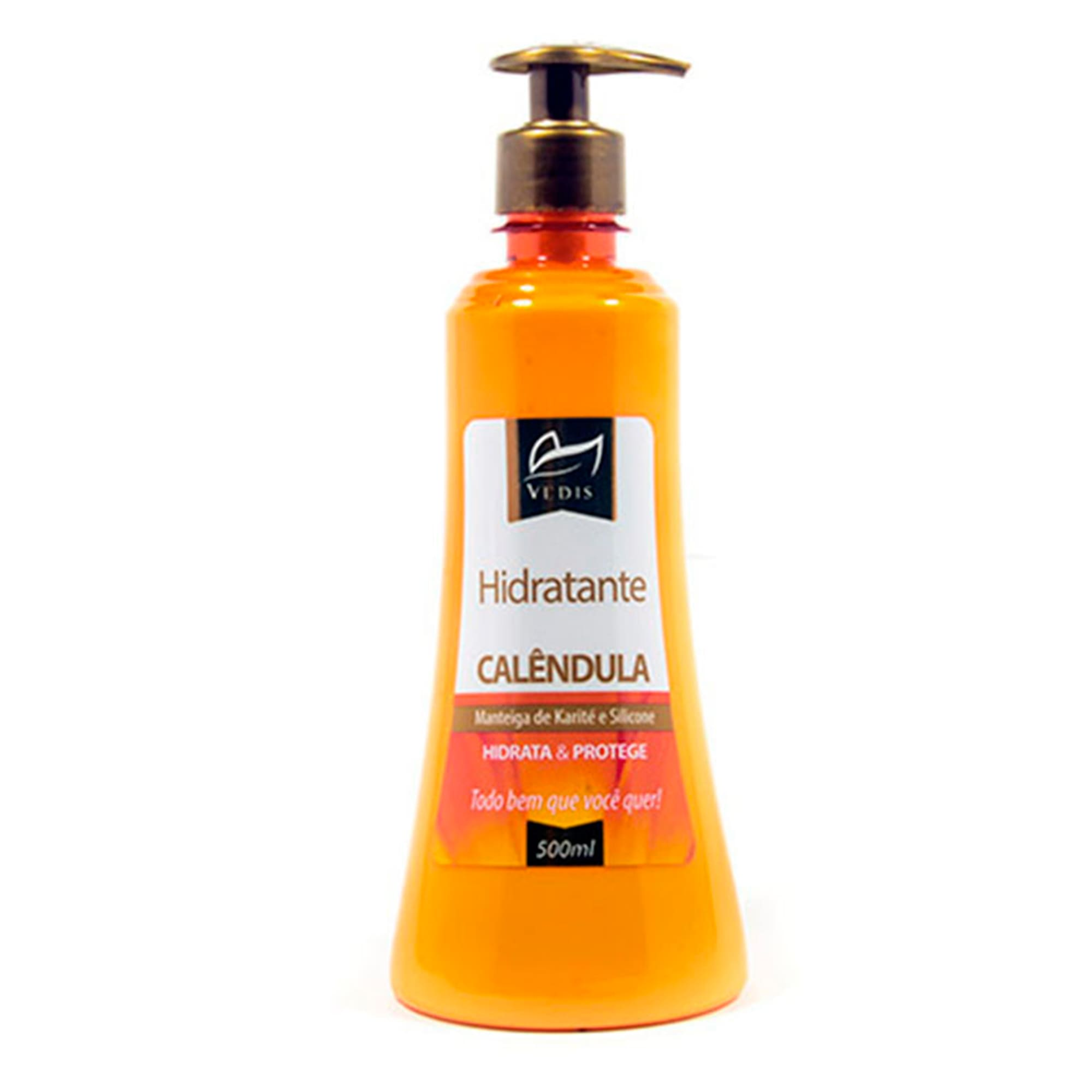 Creme Hidratante com Calêndula 500ml - Vedis