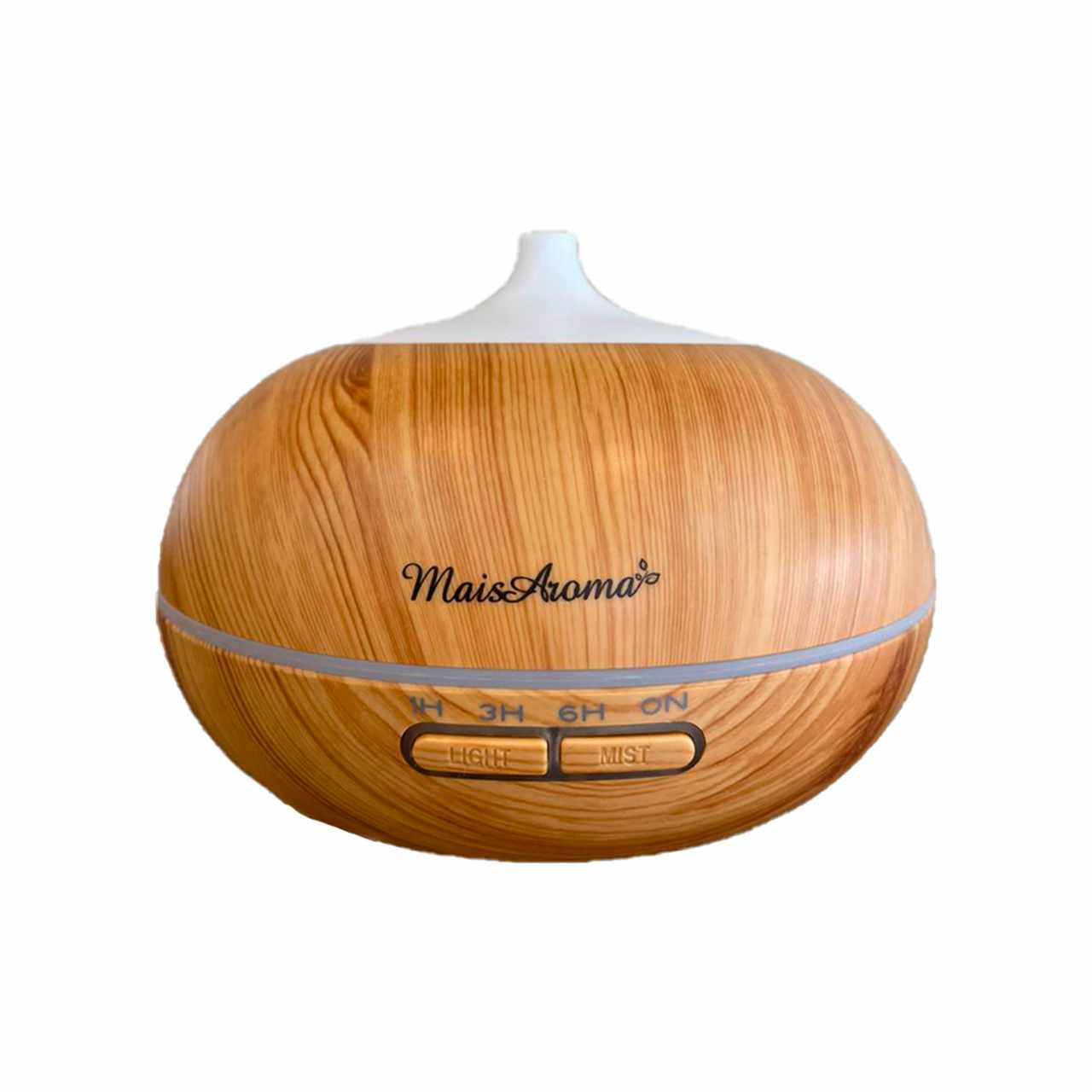 Difusor Ultrassônico H05 Wood 300ml - MaisAroma