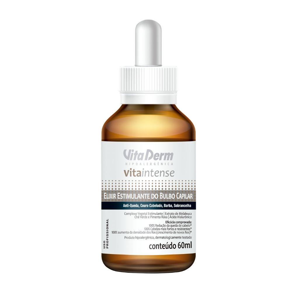 Elixir Estimulante Bulbo Capilar 60ml - Vita Derm