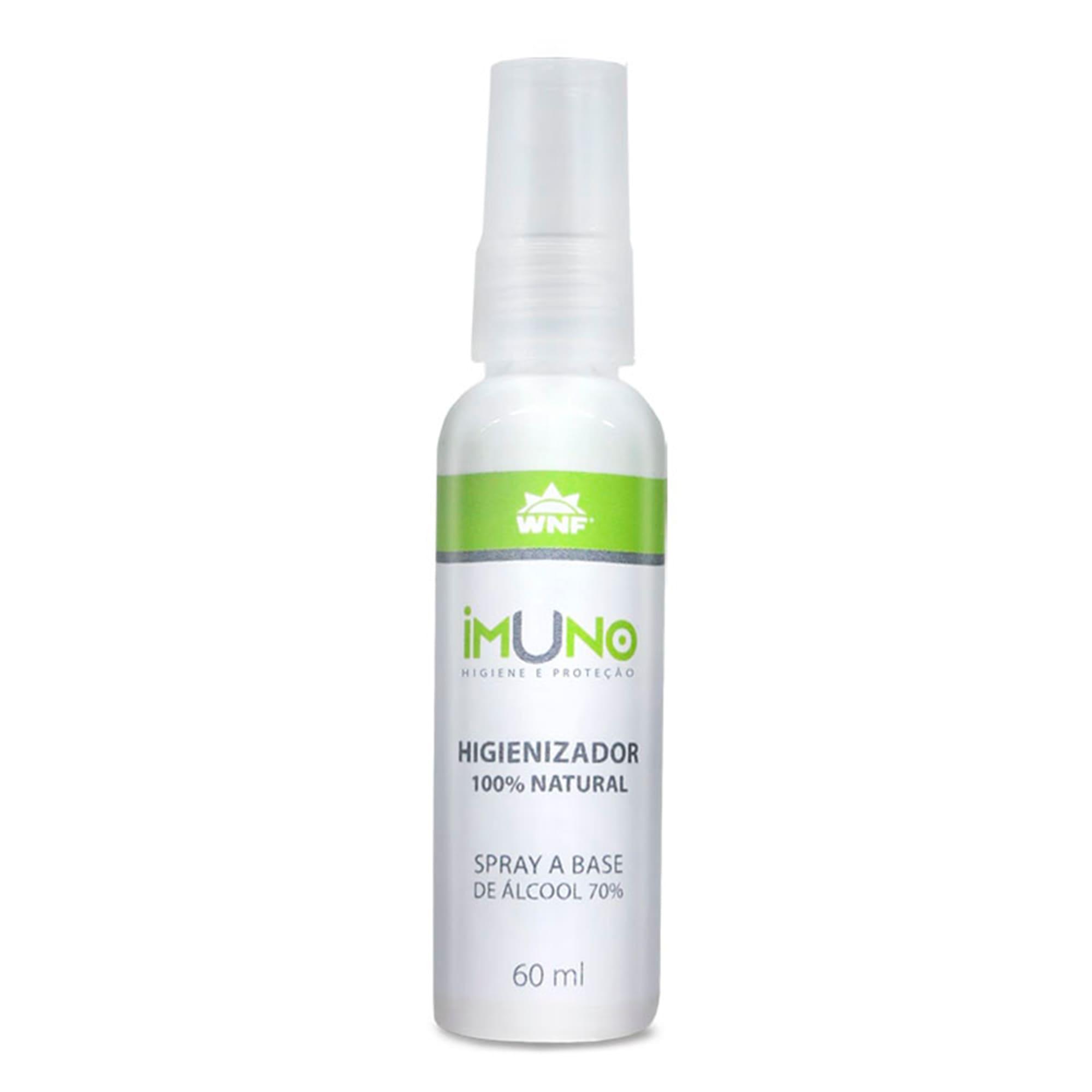 Higienizador Aromatherapy Imuno 60ml - WNF