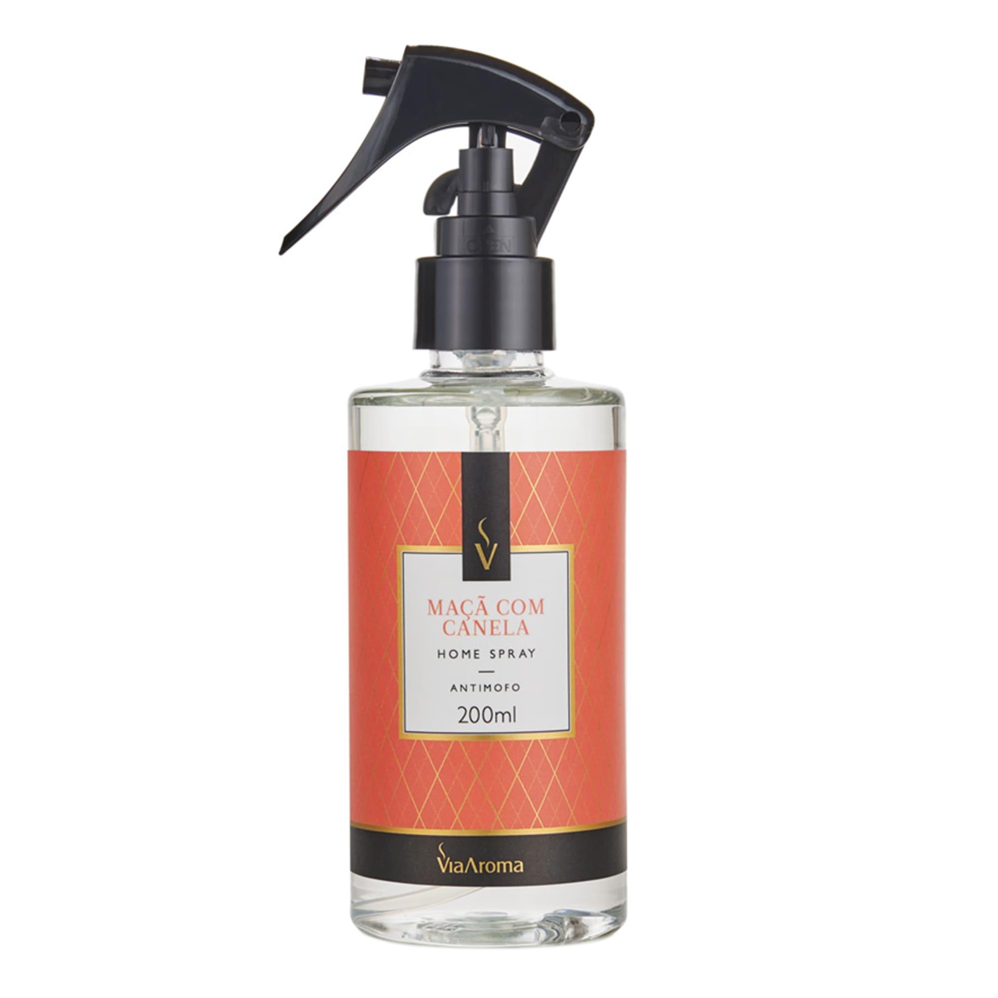 Home Spray 200ml - Maçã com Canela