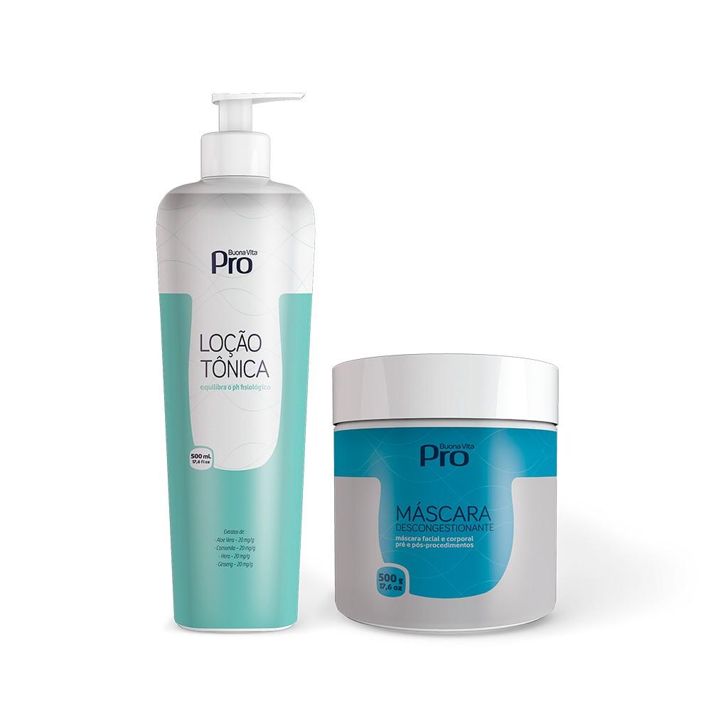 Kit Limpeza de Pele Premium - Buona Vita