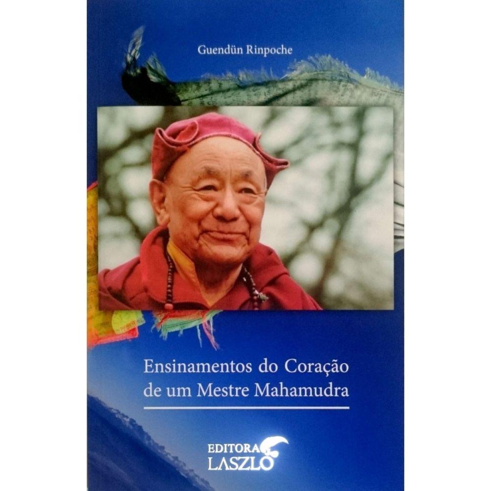 Livro Ensinamentos Do Coração De Mestre Mahamud - Laszlo