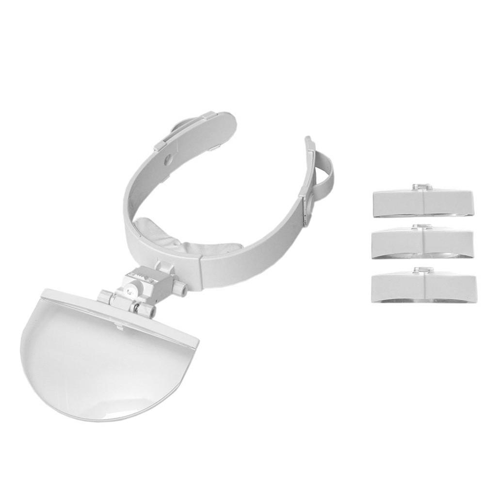 Lupa de Pala - Wide LED | Estek