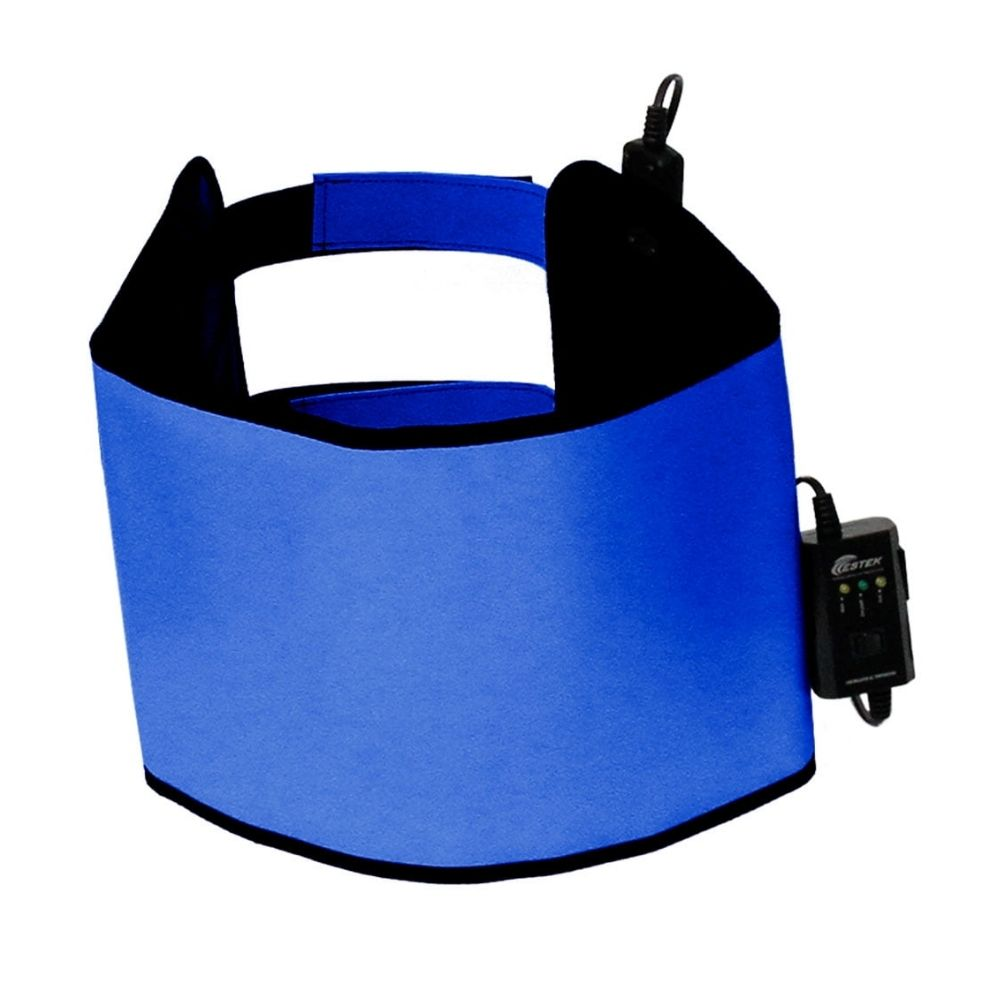Manta Térmica Abdominal - 27x97cm - Azul 220v | Estek