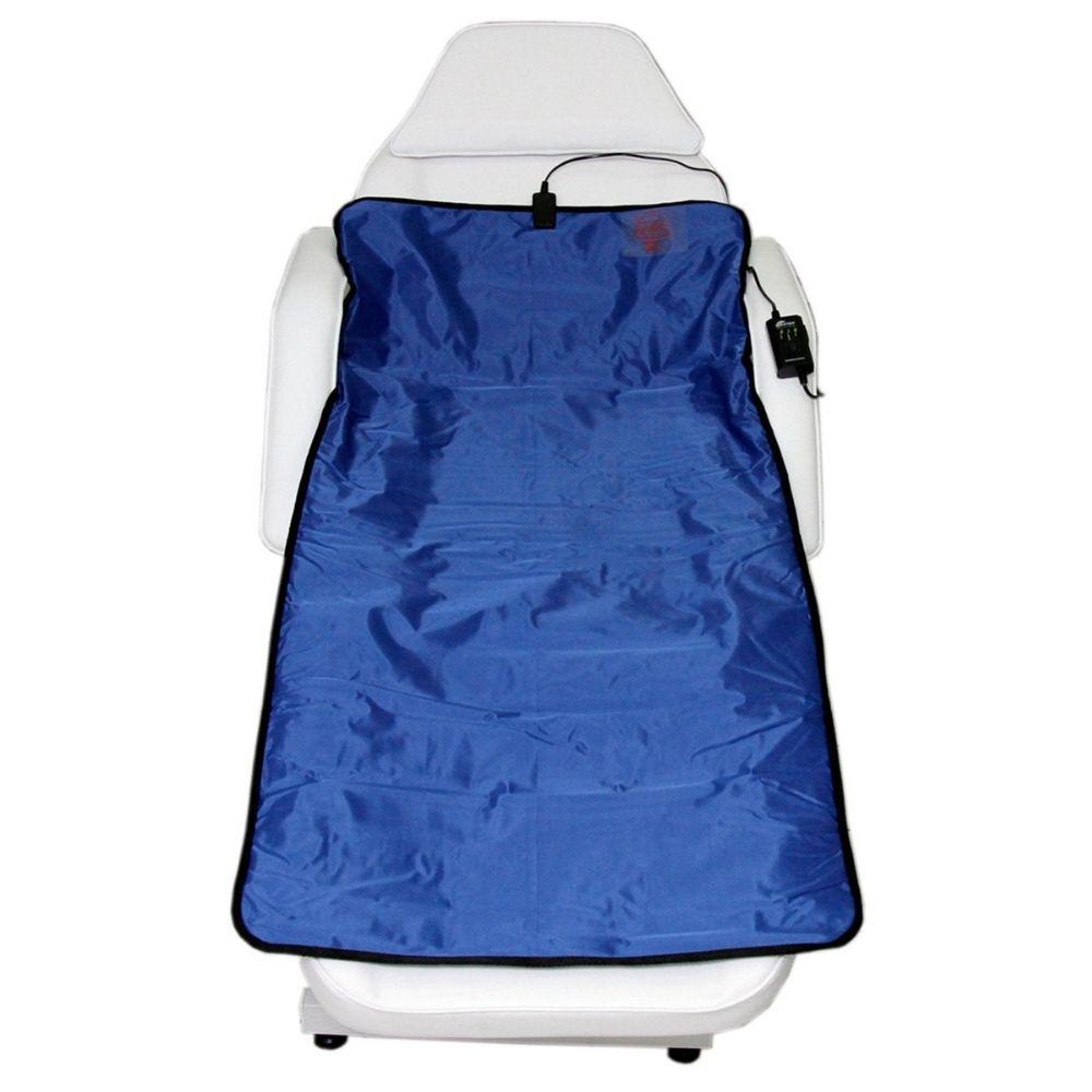 Manta Térmica com Infravermelho 70x145cm - Azul 220v   Estek