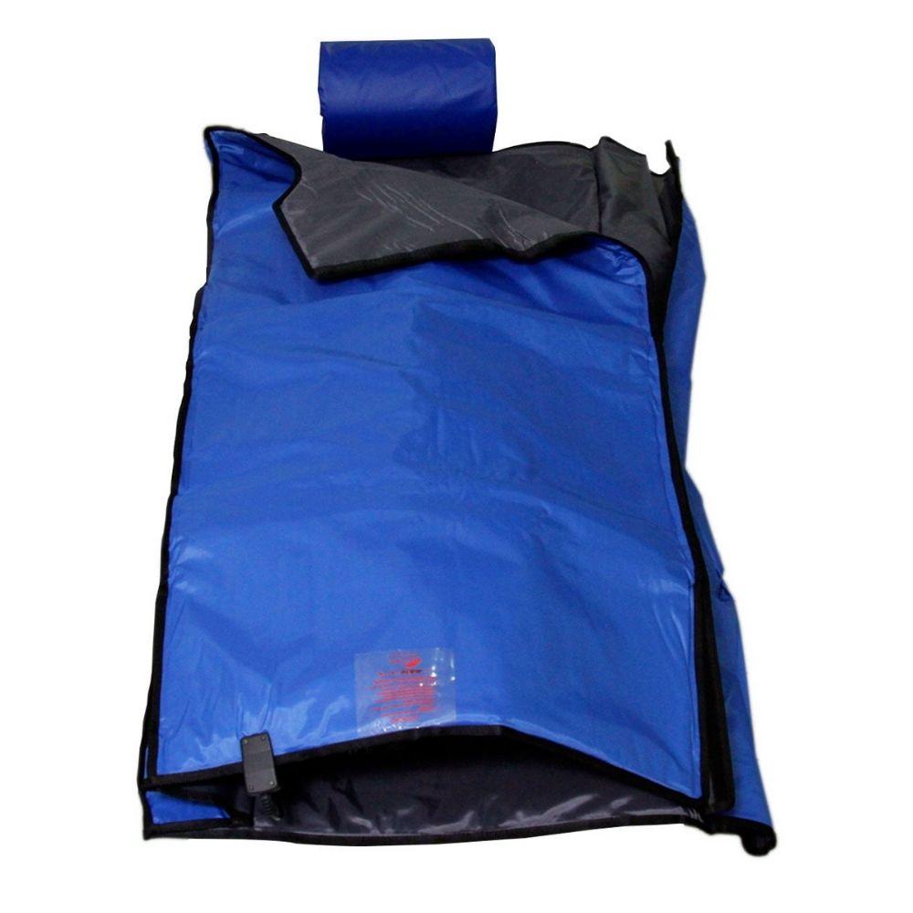 Manta Térmica Mini Dome - 70x145cm - Azul 220v | Estek