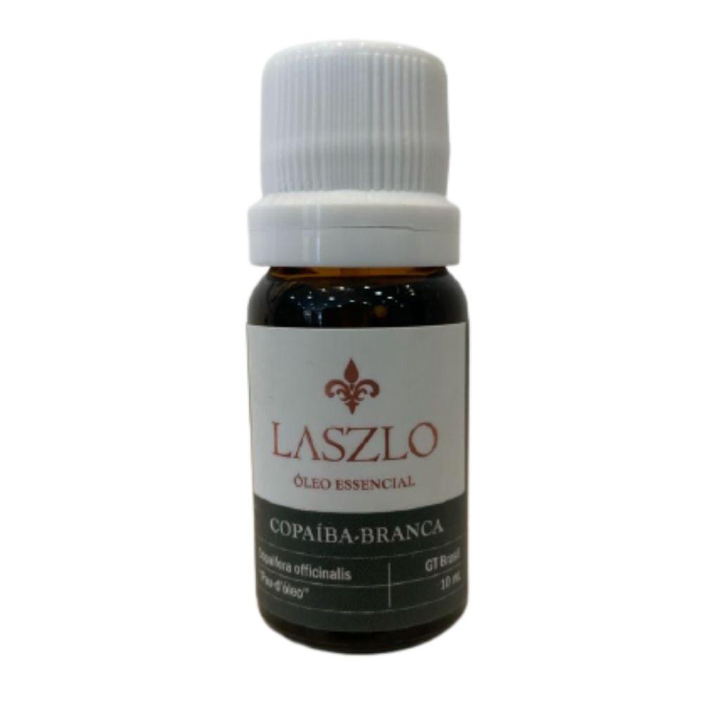 Óleo de Copaiba Branca Destilada 10,1ml - Laszlo