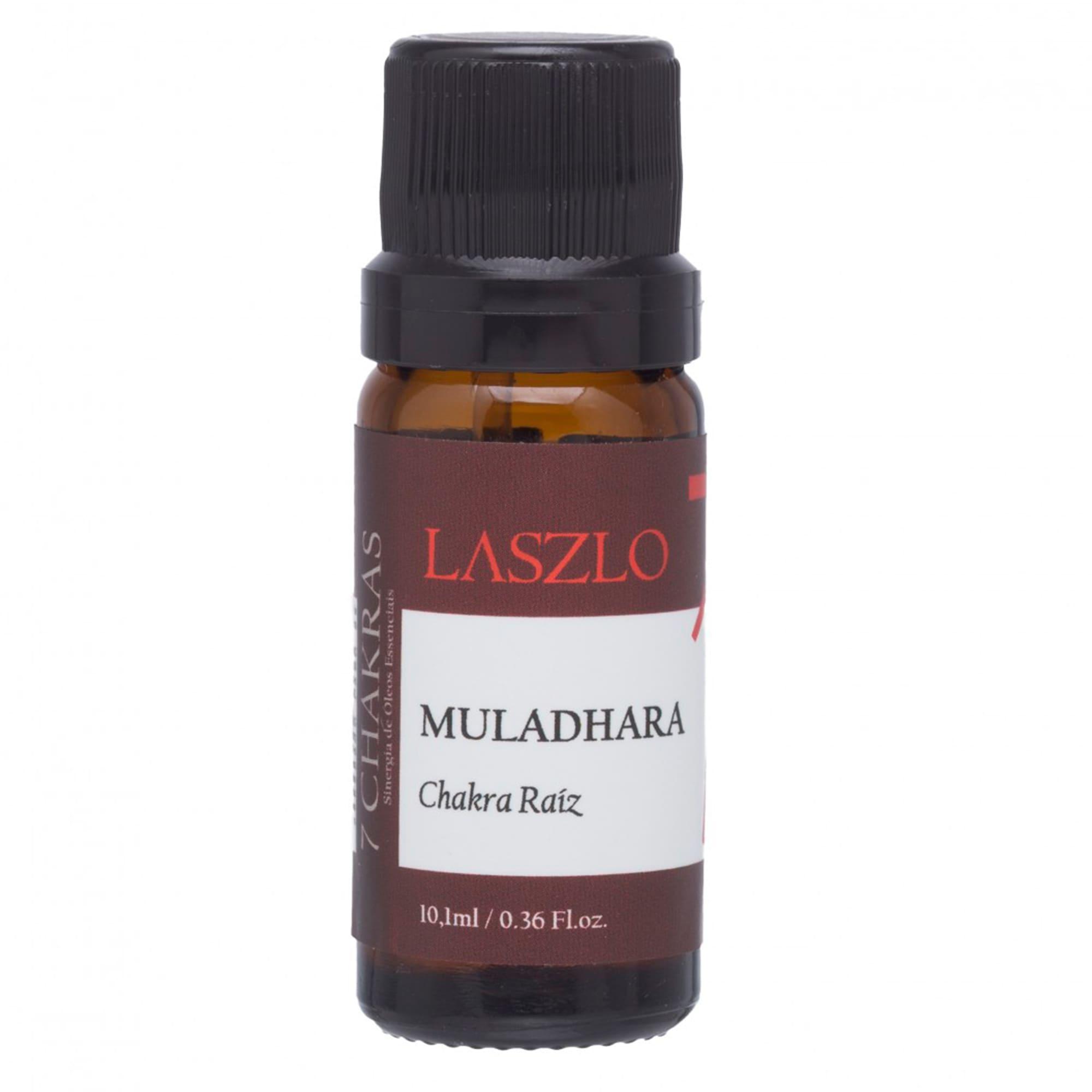 Óleo Essencial Chakra 1 (Muladhara) 10,1ml - Laszlo