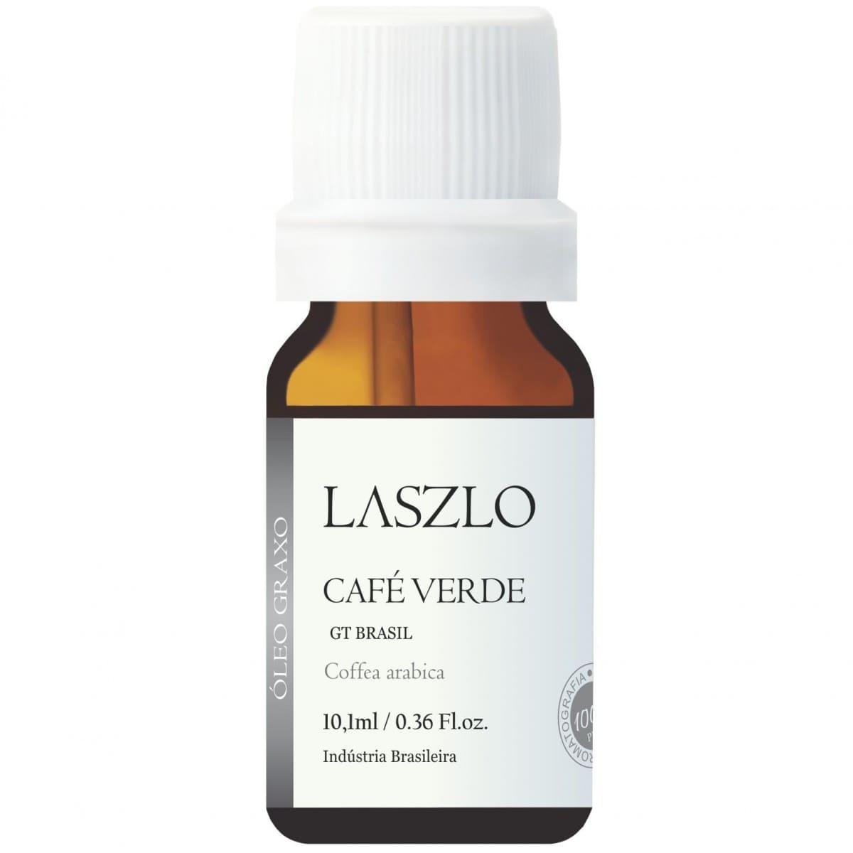 Óleo Essencial de Café Verde 10,1ml - Laszlo