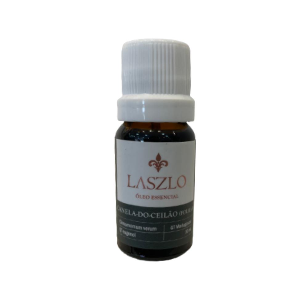 Óleo Essencial de Canela do Ceilão (Folhas) 10,1ml - Laszlo