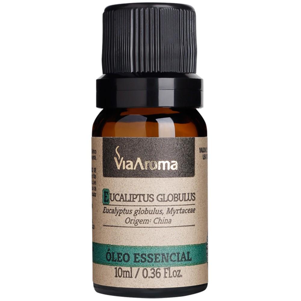 Óleo Essencial de Eucaliptus Globulus 10ml - Via Aroma