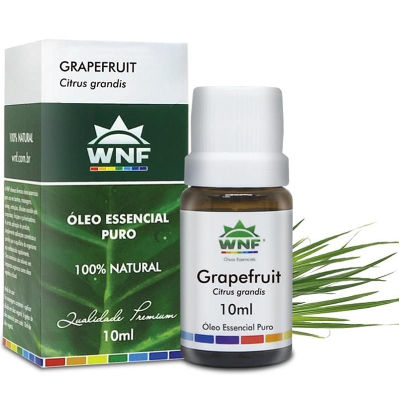 Óleo Essencial de Grapefruit 10ml - WNF