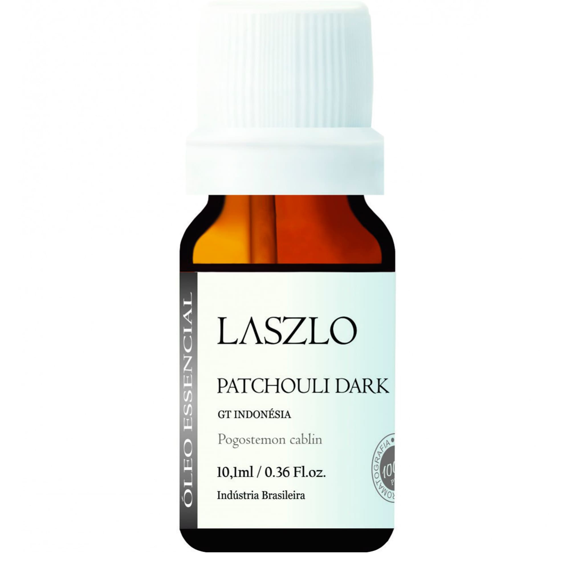 Óleo Essencial de Patchouli Dark 10,ml - Laszlo