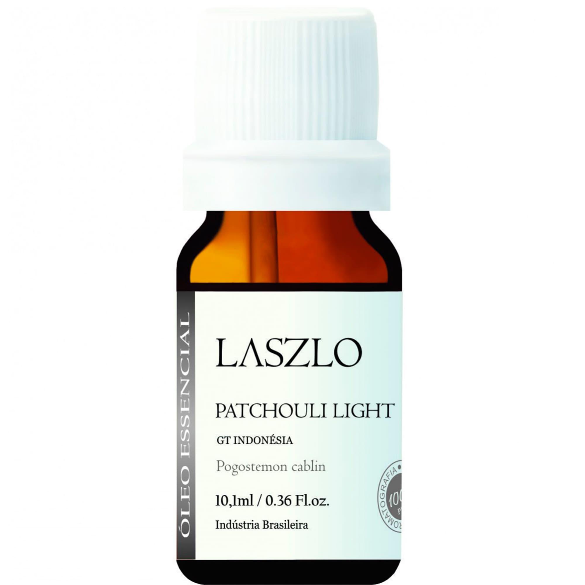 Óleo Essencial de Patchouli Light 10,1ml - Laszlo