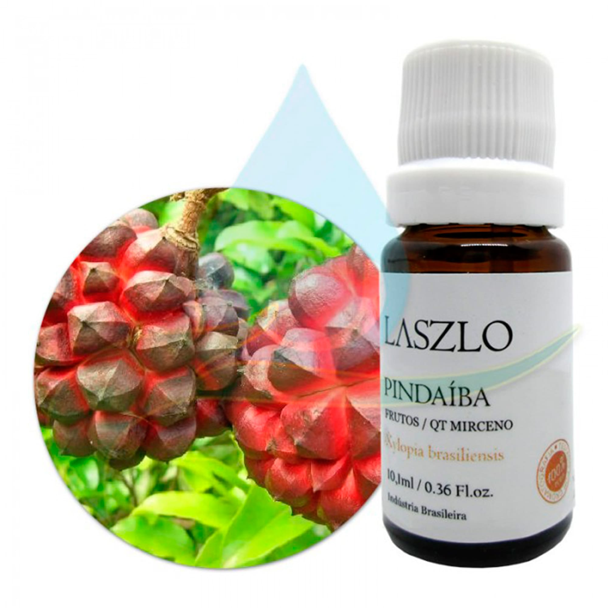 Óleo Essencial de Pindaíba (Frutos) 10,1ml - Laszlo
