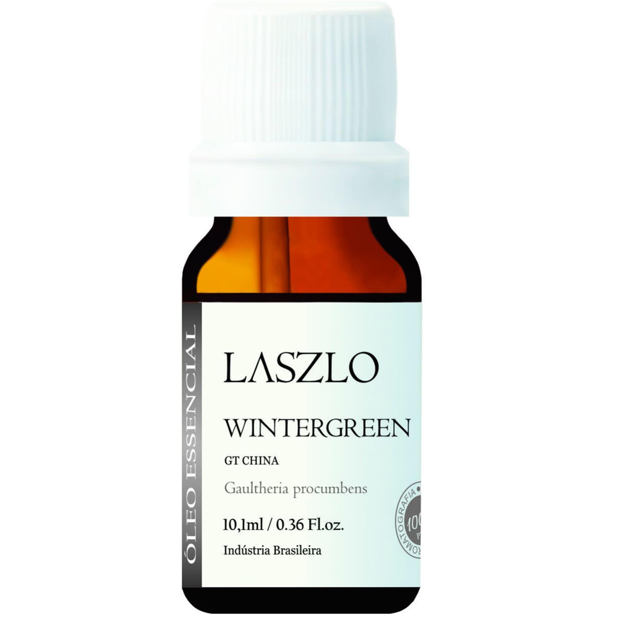 Óleo Essencial de Wintergreen 10,1ml - Laszlo