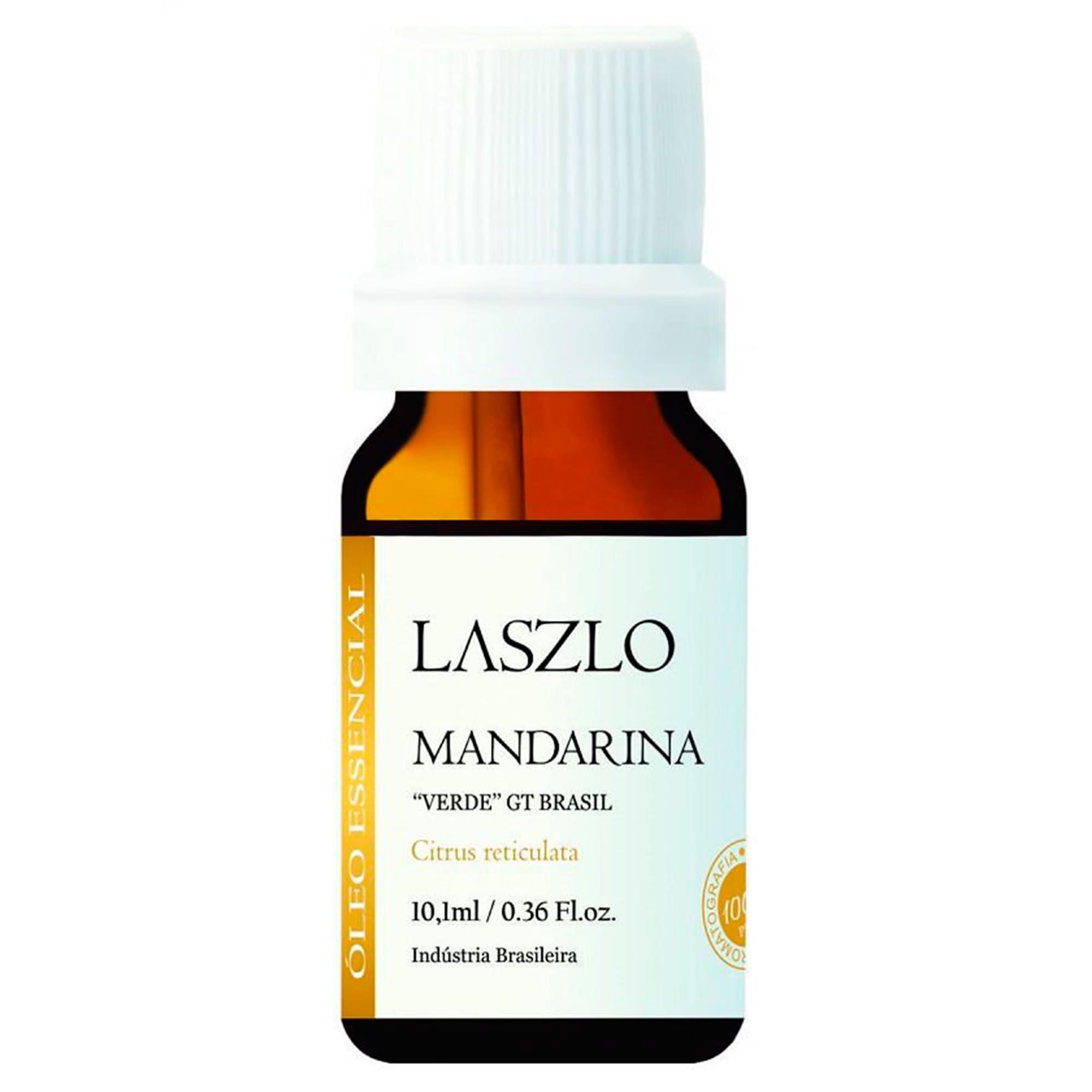 Óleo Essencial Mandarina Verde 10,1ml - Laszlo