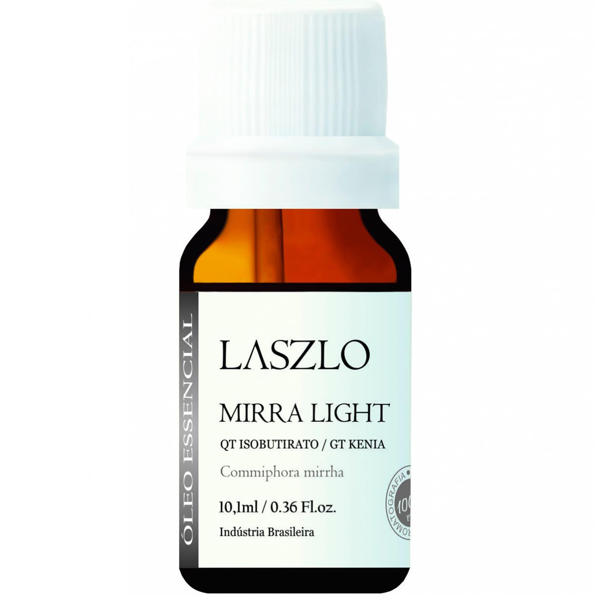 Óleo Essencial Mirra Light 10,1ml - Laszlo