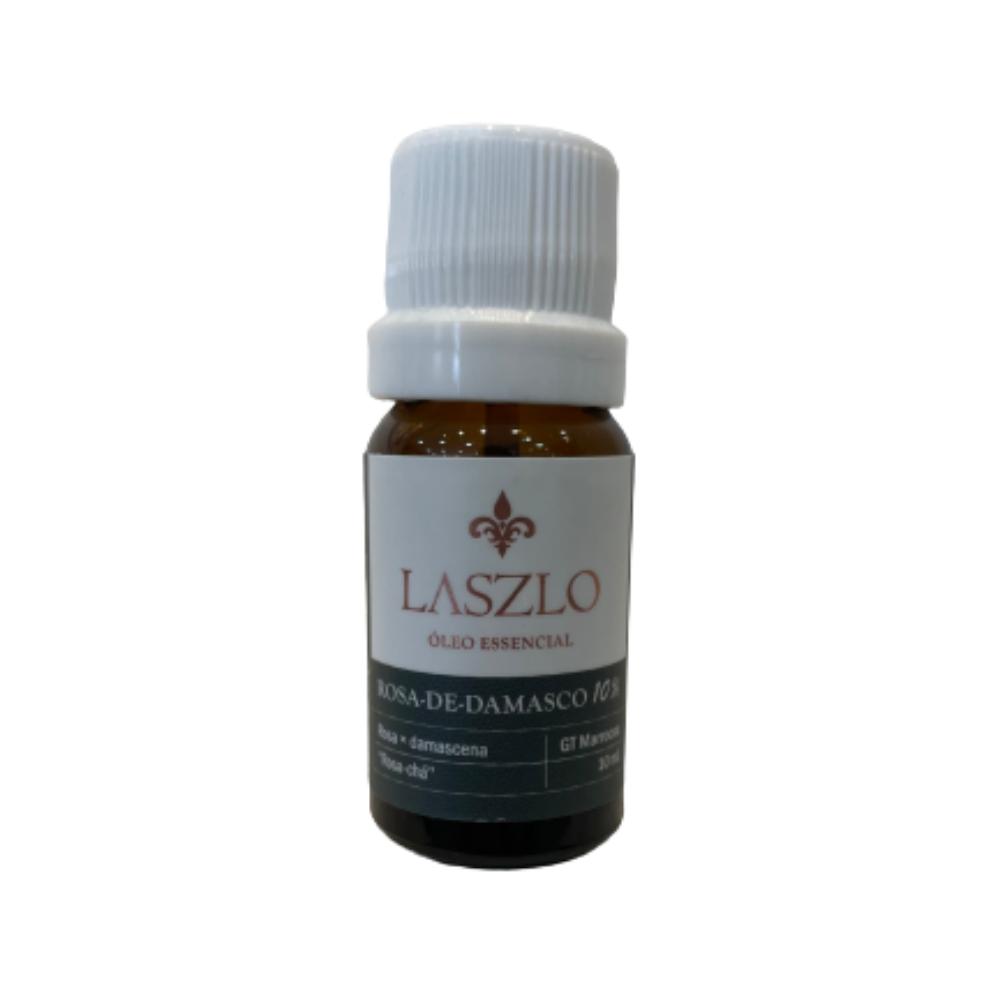 Óleo Essencial Rosa de Damasco 10% 10ml - Laszlo