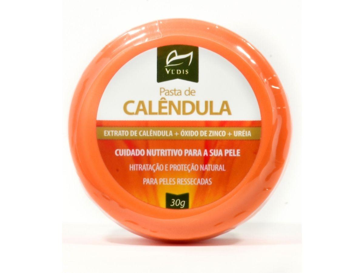 Pasta de Calêndula Para Pele 30g - Vedis