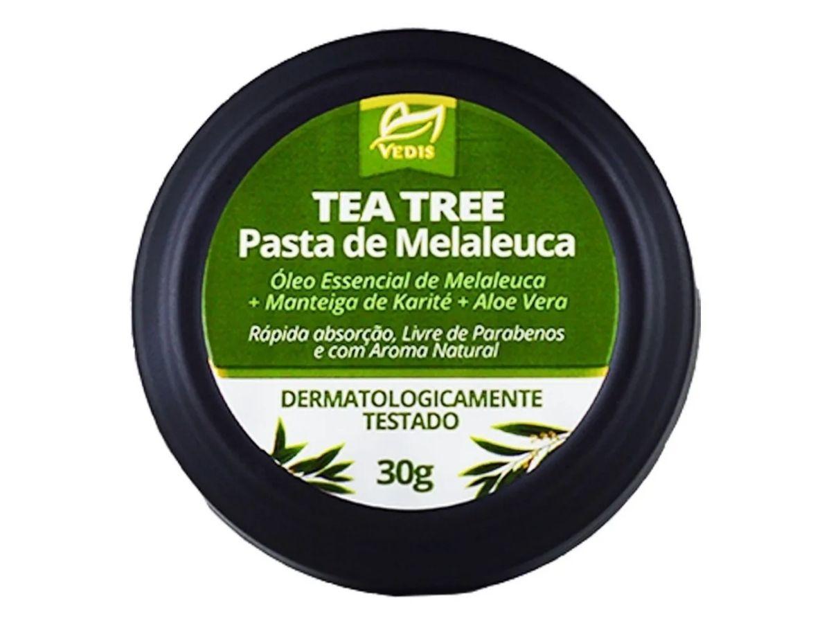 Pasta de Melaleuca (Tea Tree) 30g - Vedis