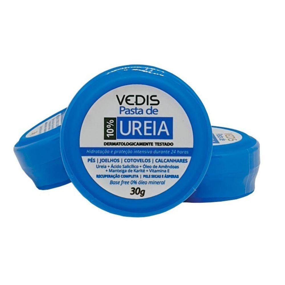 Pasta Ultrahidratante De Ureia - Vedis