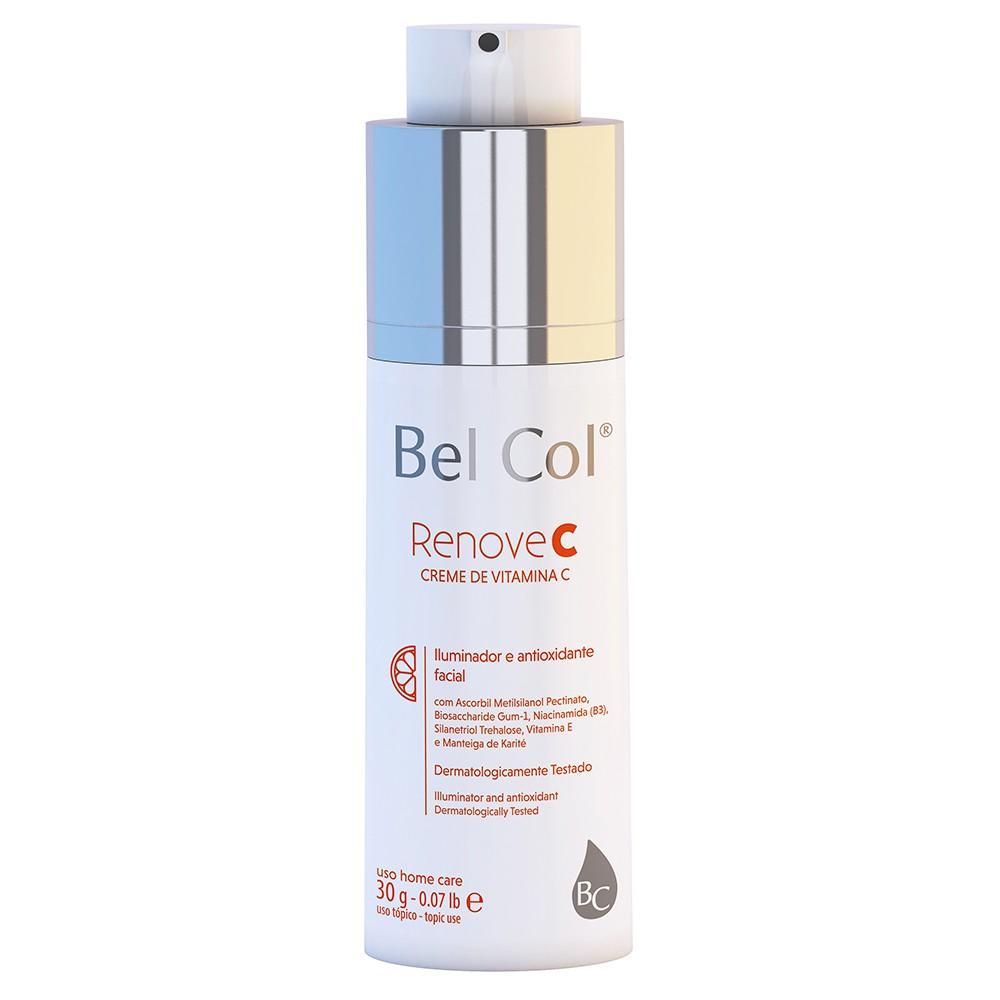 Renove C Creme de Vitamina C - 30g | Bel Col Cosméticos