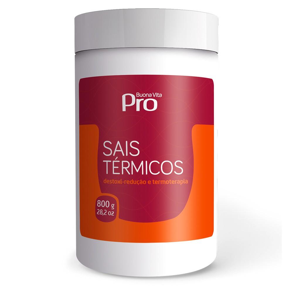 Sais Térmicos - 800g |Buona Vita Cosméticos