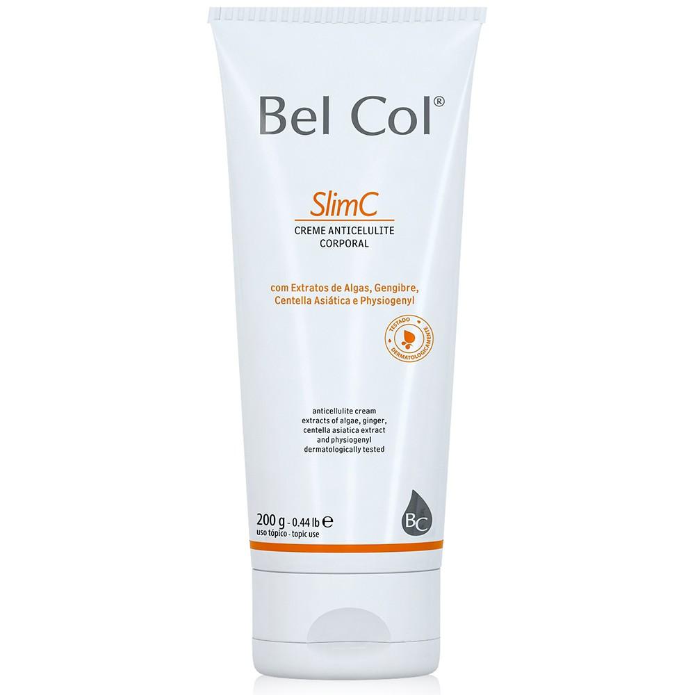 Slim C - Creme para Celulite 200 g | Bel Col Cosméticos