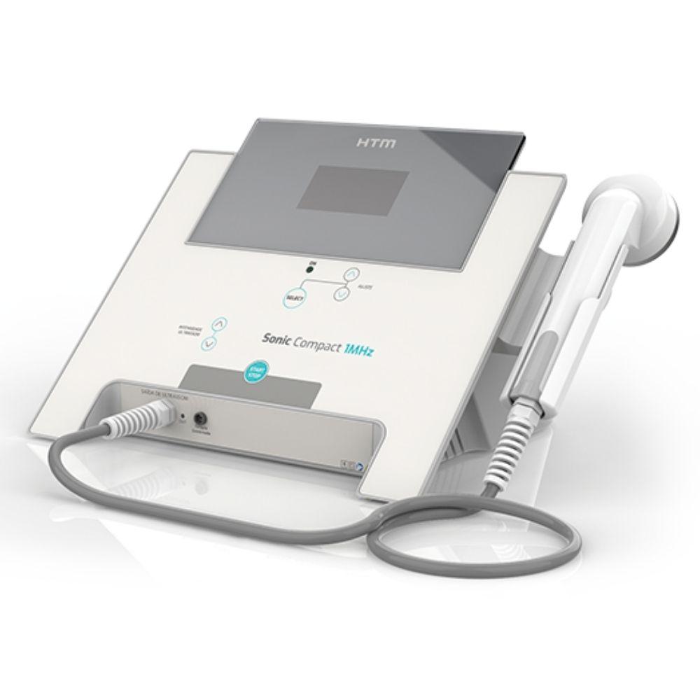 Sonic Compact  Aparelho de Ultrassom 1Mhz para Fisioterapia - HTM
