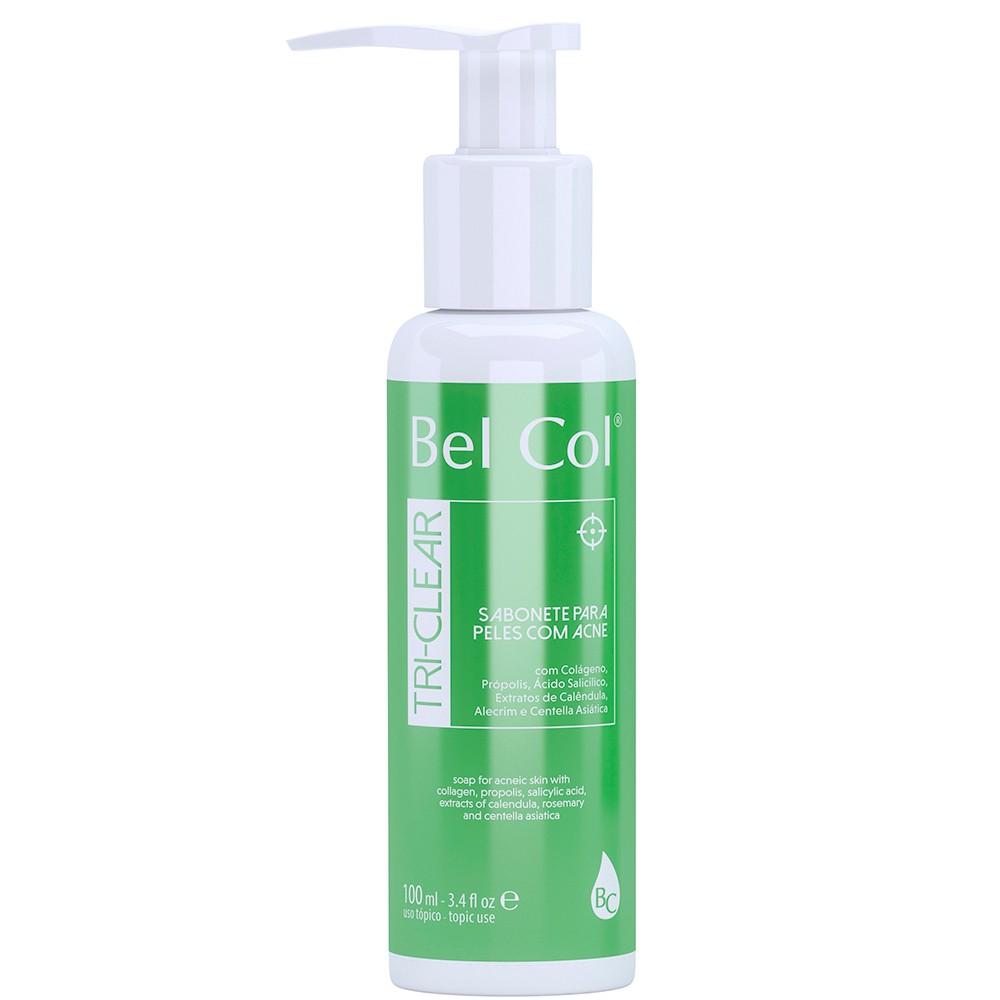 Tri-Clear - Sabonete facial para peles com Acne 100ml | Bel Col Cosméticos