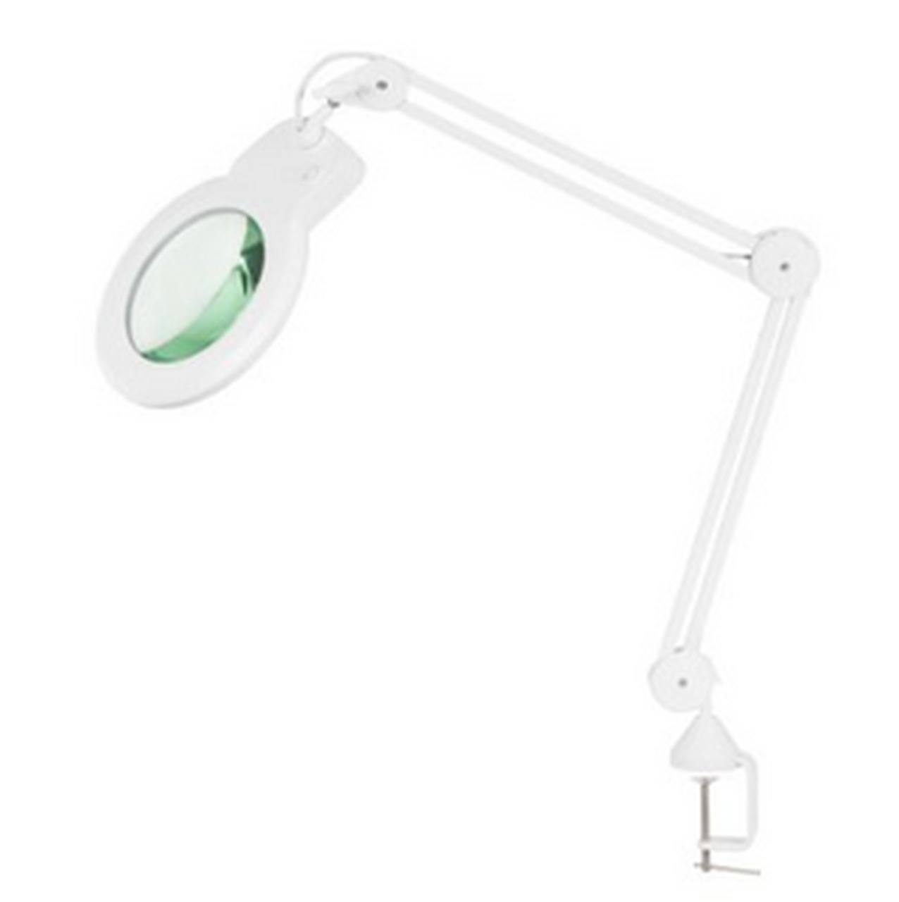 Tripé com lupa LED c/ Dimmer HL-410 5D - Solver