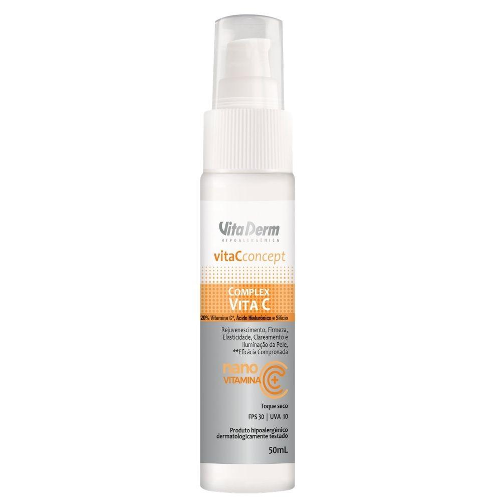 Vitamina Vita C Complex Concept 50ml - Vita Derm