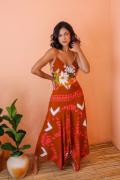 Vestido Hibiscus