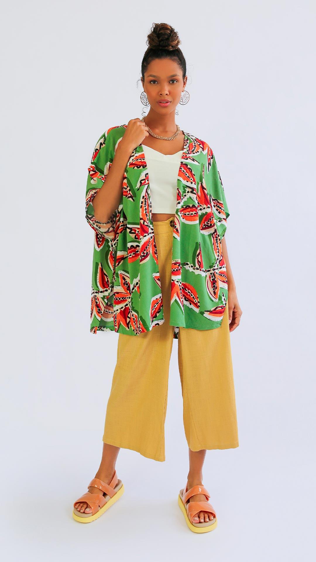 kimono cacau