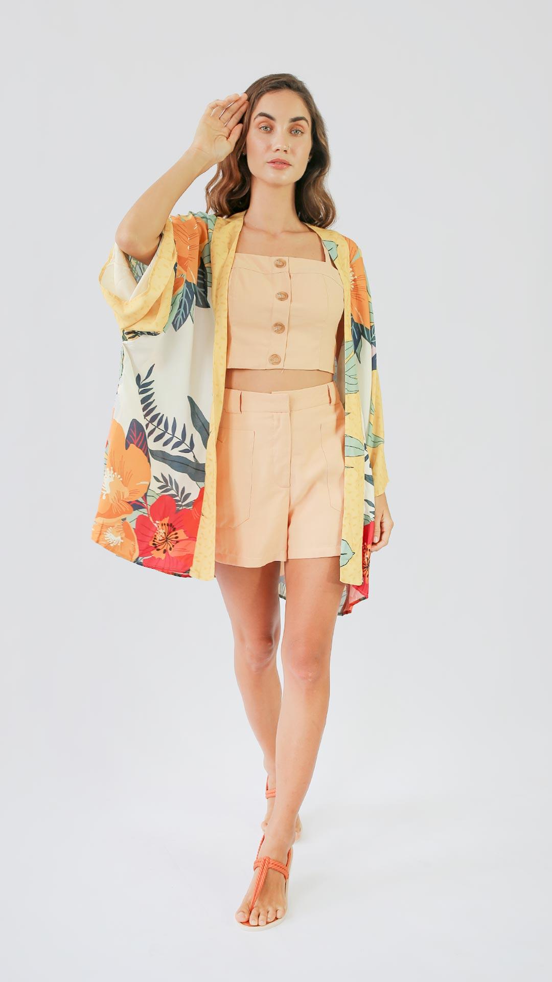 Kimono Carmo