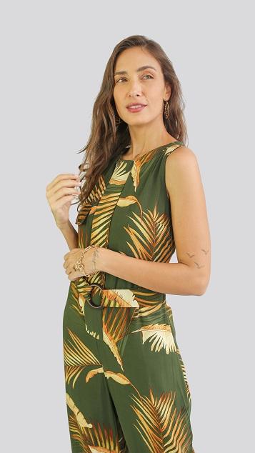macacão palmeira