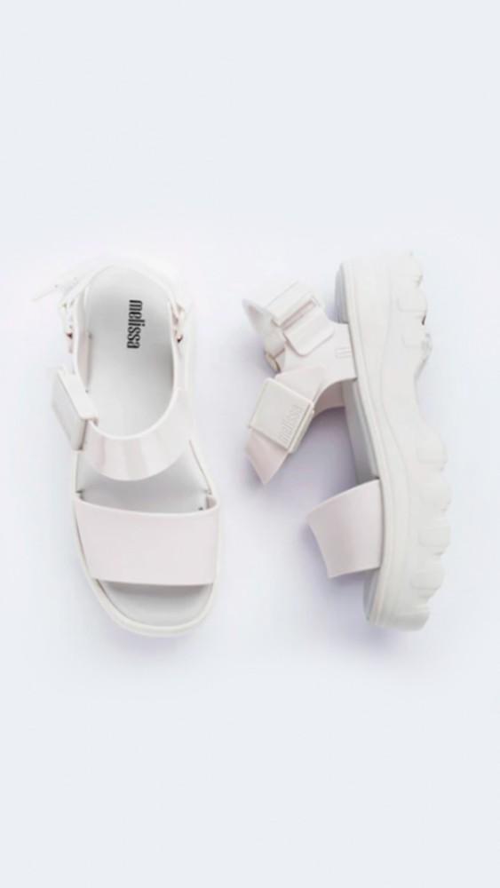Melissa Kick Off Sandal [ branca ]