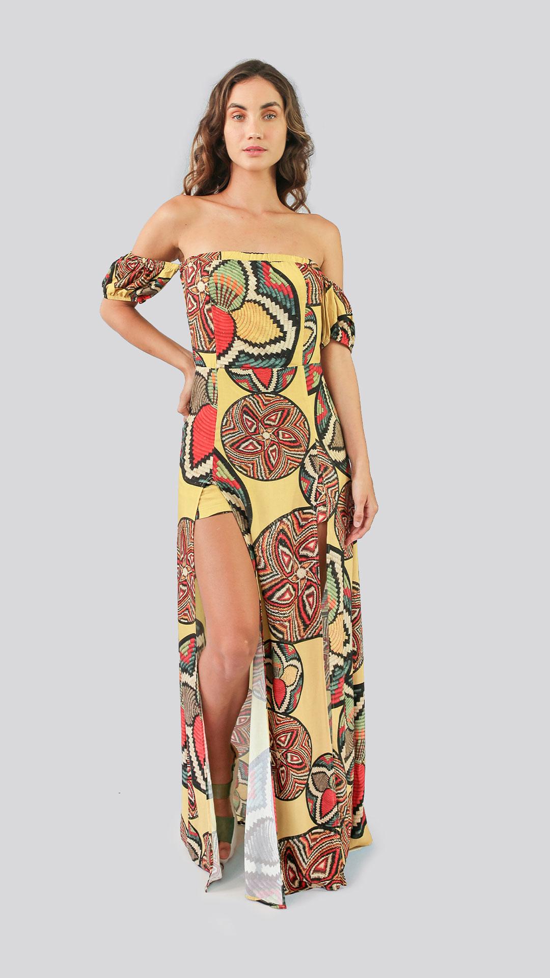 Vestido Arabóia