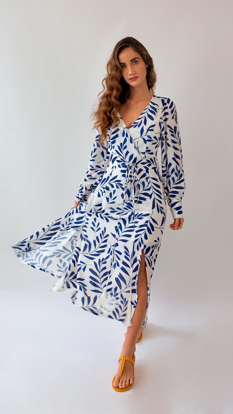 Vestido Calmaria [Longo]