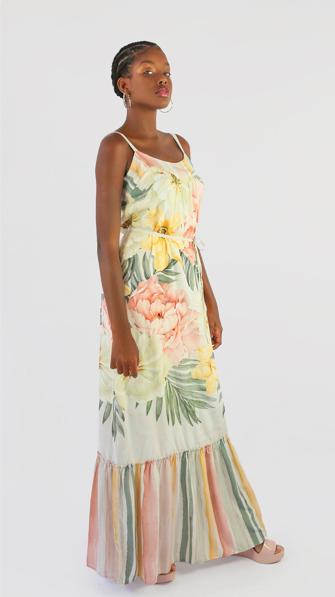 Vestido Floral Candy