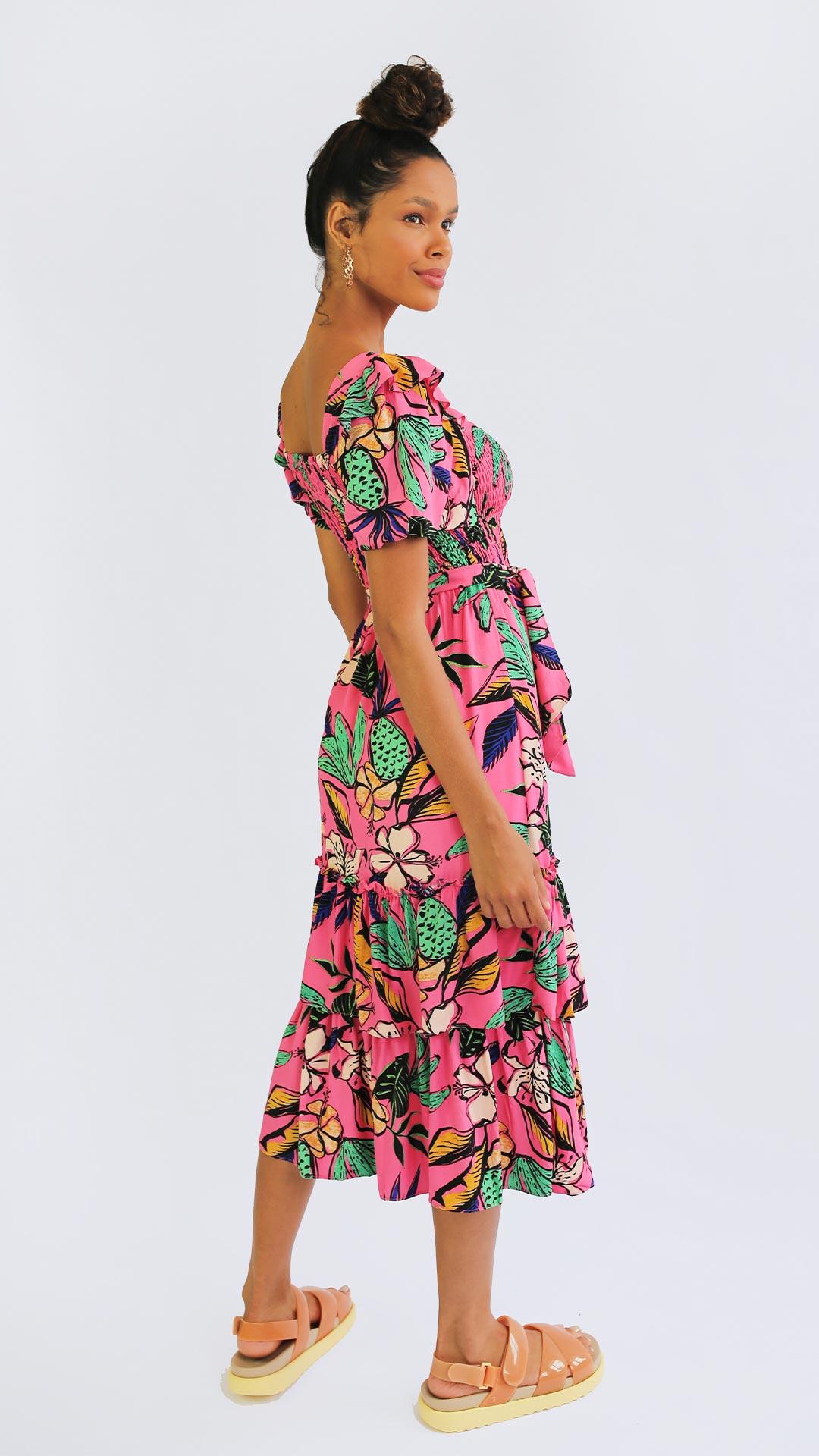 vestido frescor