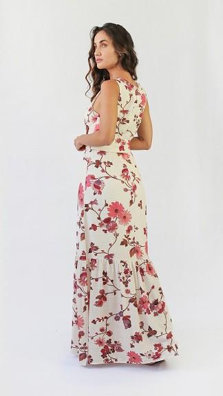 Vestido Gerbera [LONGO]