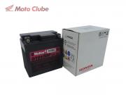 Bateria DTZ6 5Ah Biz Pop Bros CG Fan Xre Pcx CRF CB Original Honda 31500KRMB25