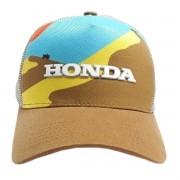 Boné Aba Curvada Honda Flagship