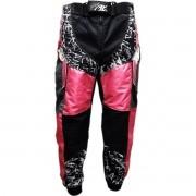 Calça Motocross Trilha Pro Tork Insane Pants Rosa Tamanho 42
