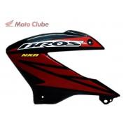 Carenagem Dianteira Esquerda NXR 150 BROS 2008 Original Honda 19200KRE760ZC
